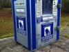 Galvanized Metal Needy Boxes